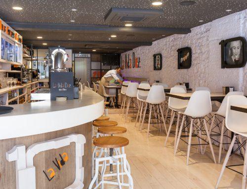 Restaurante La Vida Diez en Oviedo